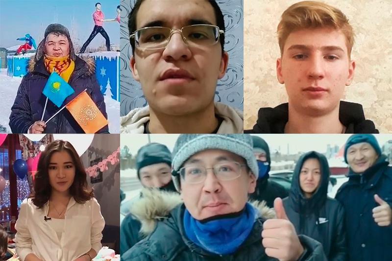 Челлендж #uni2019kz: стартовала акция в поддержку спортсменов на Универсиаде-2019