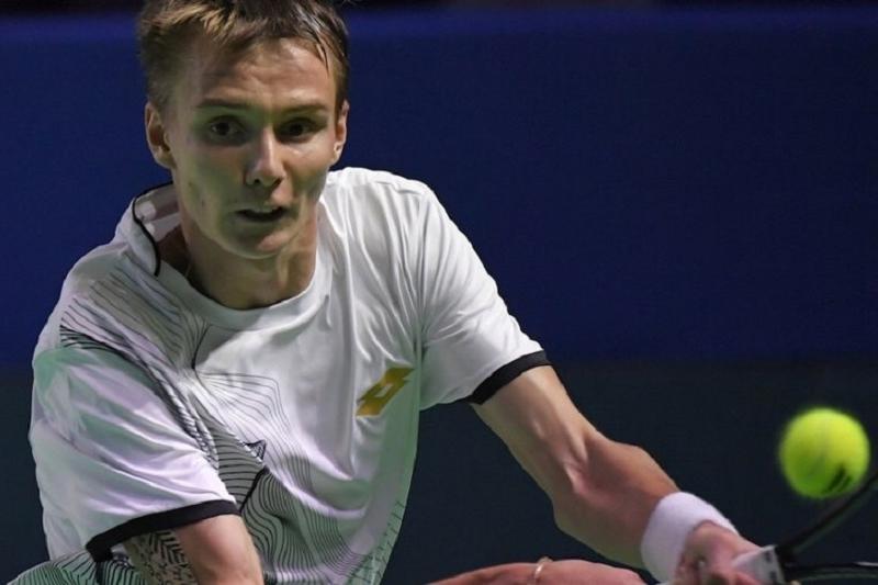 哈萨克斯坦网球运动员巴布利克晋级蒙特雷挑战赛四分之一决赛