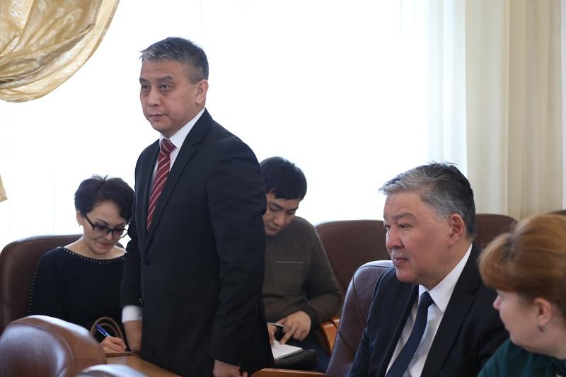 Назначен руководитель управления финансов ВКО