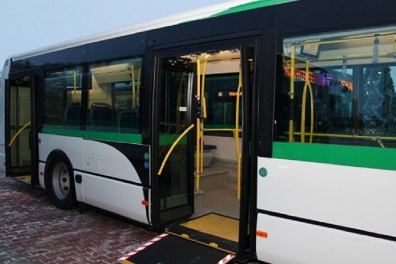 Автобусы в Астане станут доступнее для инвалидов