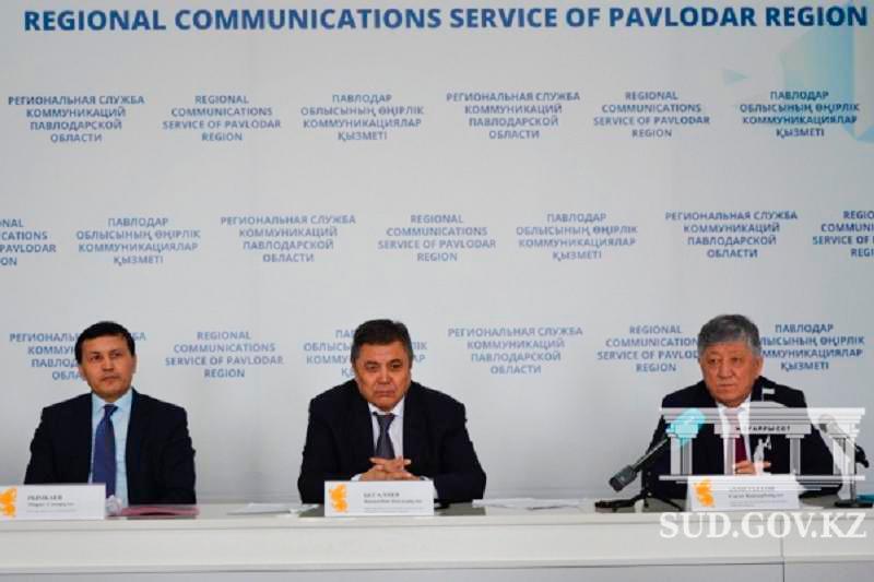 Карательная практика снизилась в судах Павлодарской области