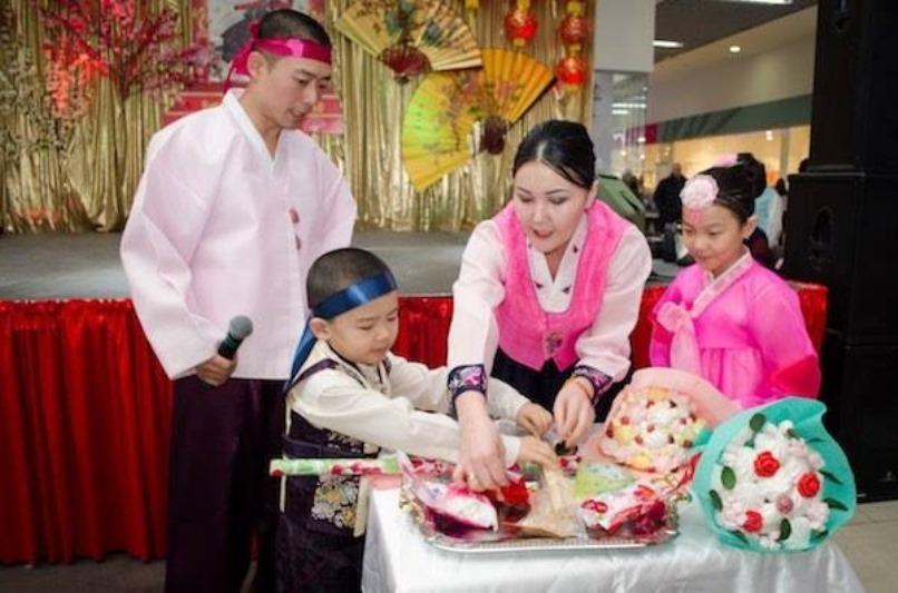 Как отметили корейский праздник Сольналь в Костанае