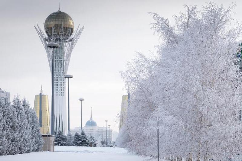 Какая погода ждет казахстанцев 12 февраля