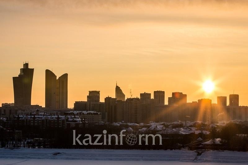 Астана вошла в топ-5 самых романтичных городов СНГ