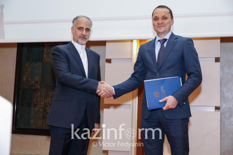 Иран стал важным социально-экономическим партнером Казахстана - Тимур Токтабаев