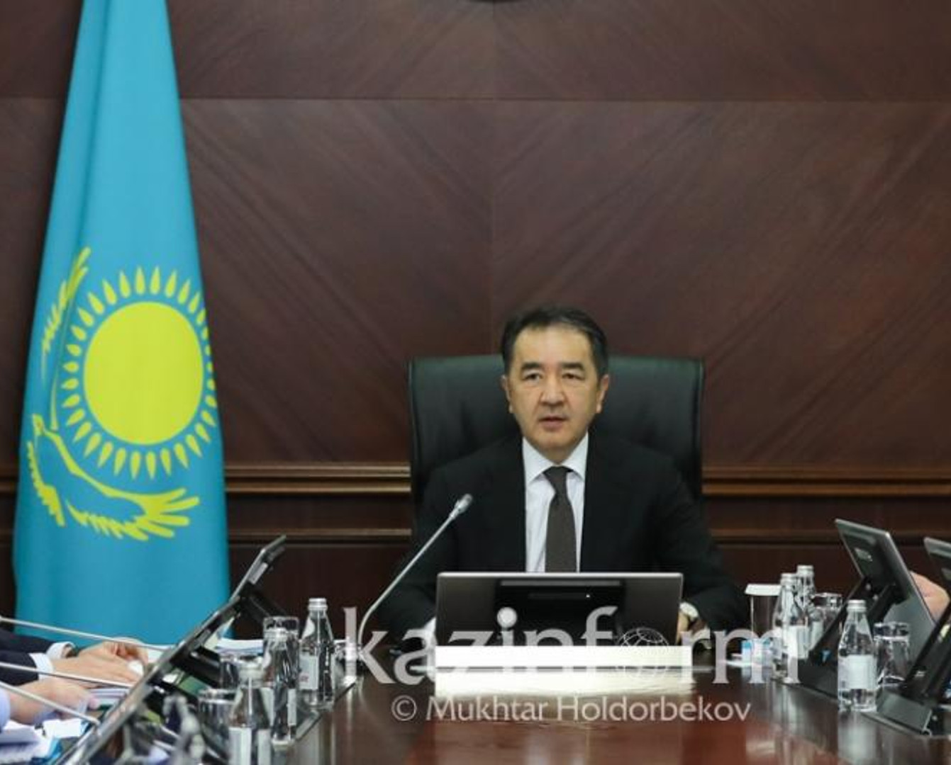 Kazakh PM tasks to intensify construction in several regions
