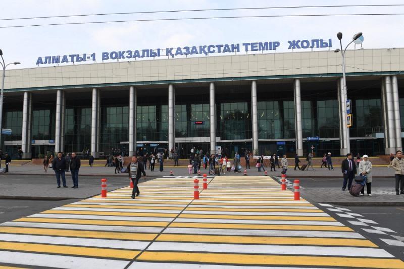 Алматы-1 теміржол вокзалы қалай өзгереді