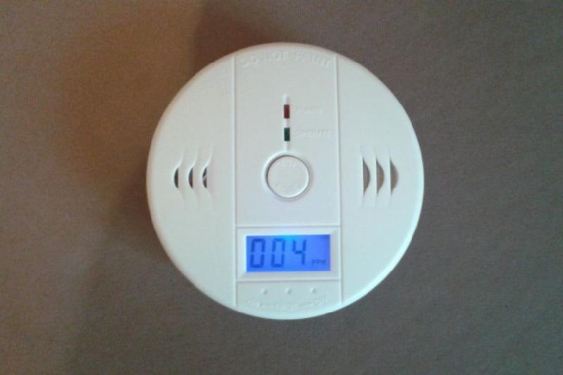 Датчики угарного газа установили в частных домах Экибастуза