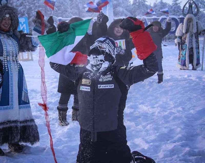 Марафон в минус 52 градуса пробежал итальянец в Якутии