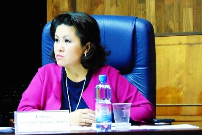 Алтынай Кобеева: Благополучие казахстанских семей - главный приоритет государства
