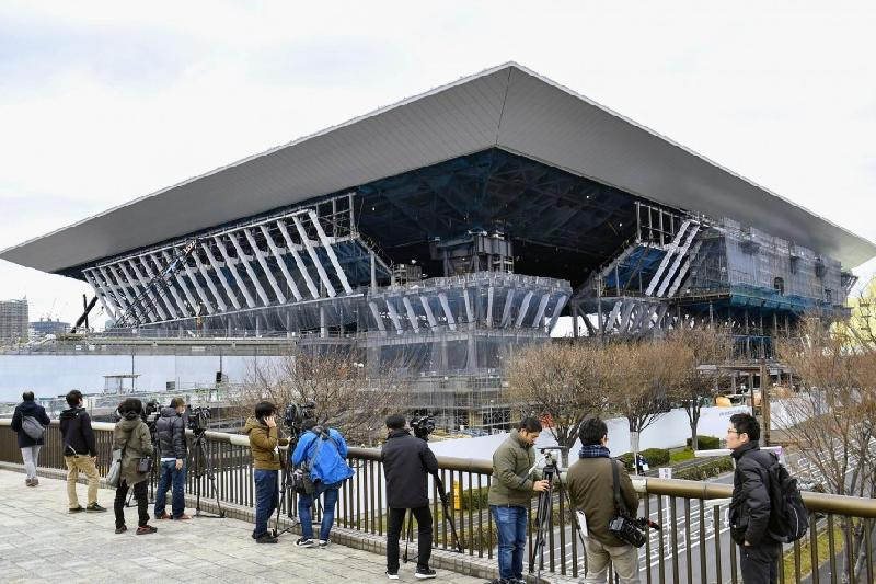 Olympics: Tokyo says venues for 2020 on course, unveils to media