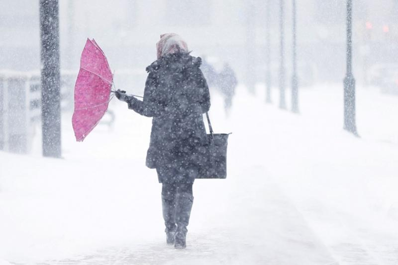 Snowfalls and blizzards expected in Kazakhstan in coming days