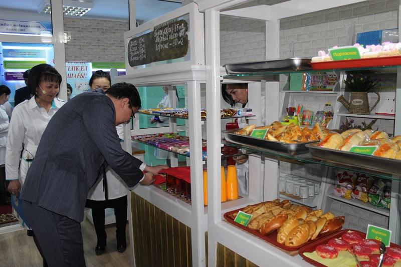 Второй «магазин честности» открылся в Таразе
