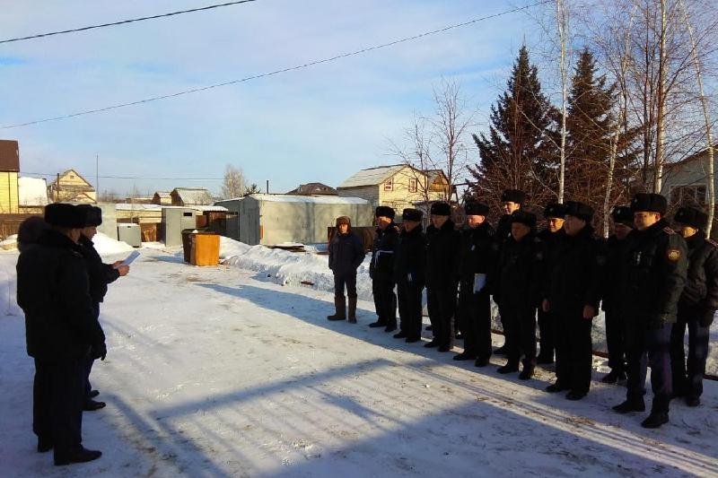 Полиция начала контролировать дачи Павлодара