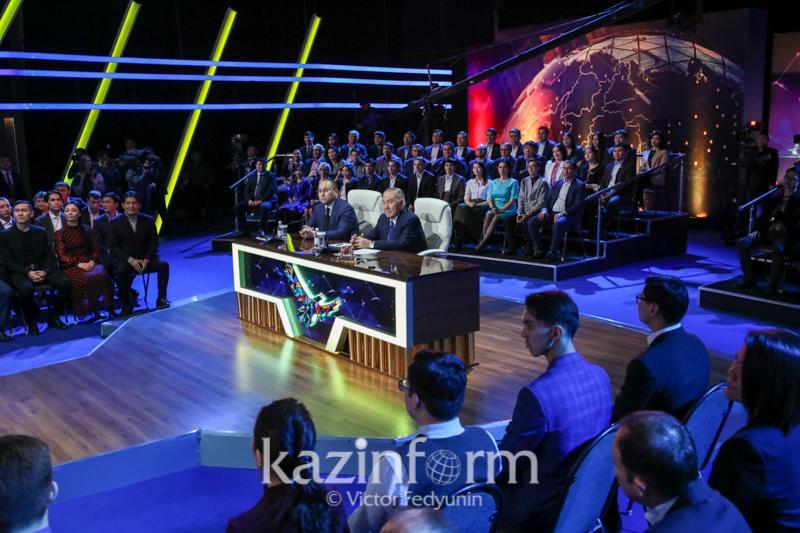 Нұрсұлтан Назарбаев табысқа жетудің жолын айтты