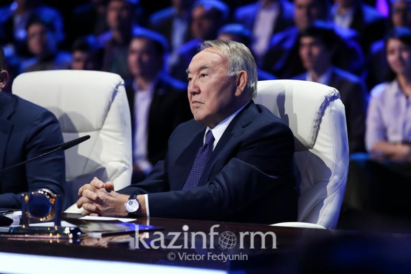 Нурсултан Назарбаев: Никогда не думал, что буду Президентом
