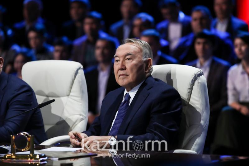 Бақытты бірде-бір миллиардер көрмедім - Нұрсұлтан Назарбаев