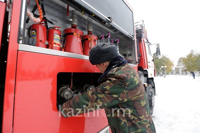 Солдат и газовую службу привлекут к профилактике пожаров в павлодарских домах