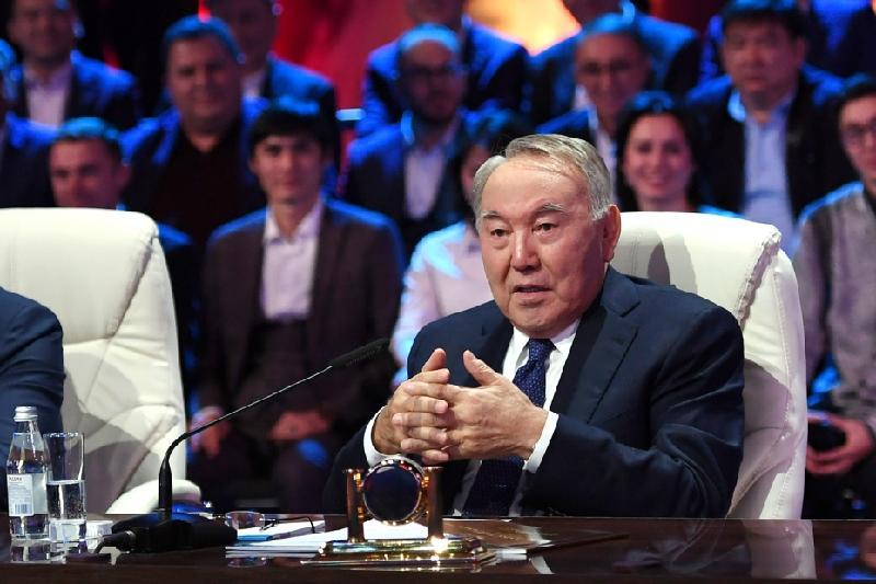 Президент встретился с победителями проекта «100 новых лиц Казахстана»