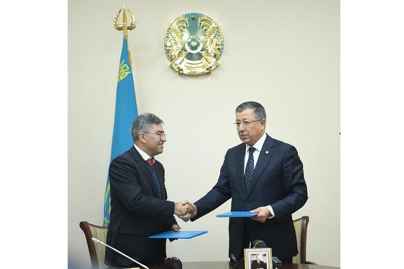 Фармацевтический завод построит в Туркестанской области иранская компания