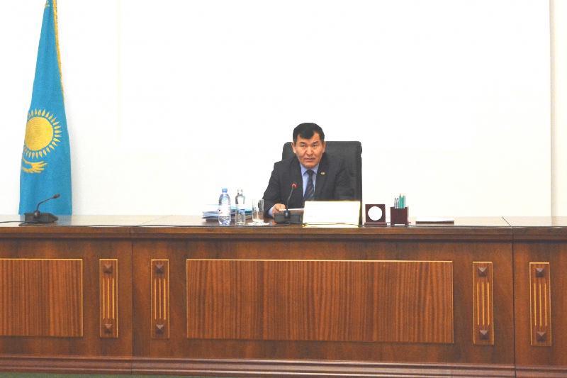 Проблемные вопросы при отправлении правосудия озвучили в Акмолинской области