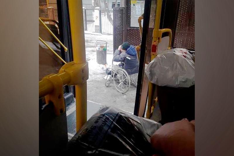 #ДелайДобро: умиливший соцсети водитель автобуса из Алматы рассказал о себе