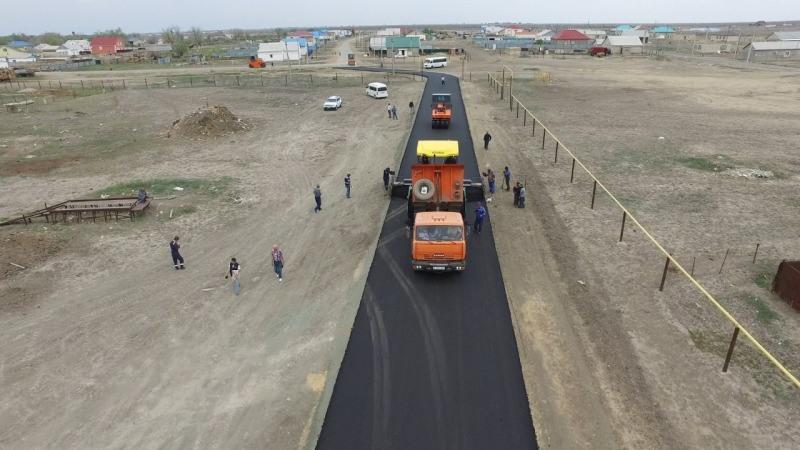 100 км автомобильных дорог построят в Атырау