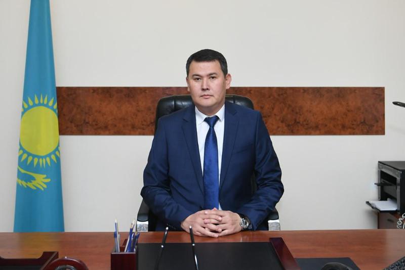 Назначен аким района в Туркестанской области