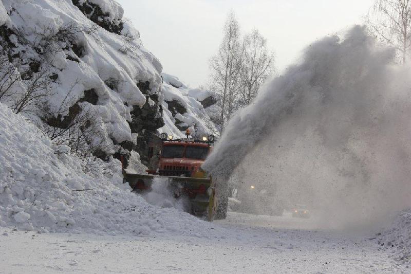 Снежные лавины спустили в Восточно-Казахстанской области