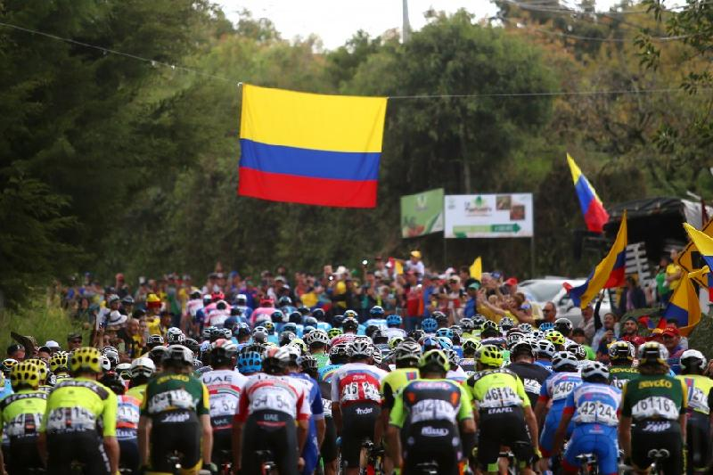 Astana controls Tour Colombia 2.1 Stage 2