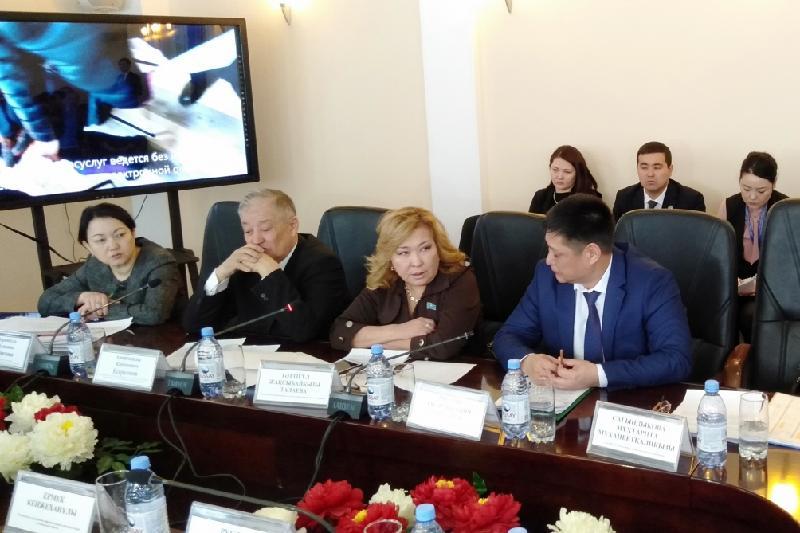Районные ЦОНы проверили в Актюбинской области