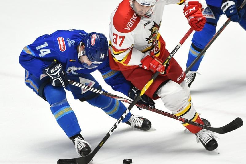 «Барыс» сыграет с «Куньлунем» в матче КХЛ