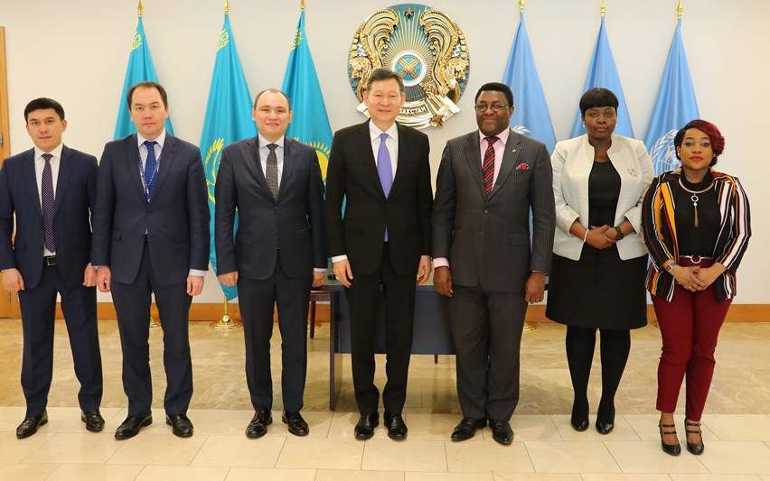 Қазақстан Танзаниямен дипломатиялық қатынас орнатты