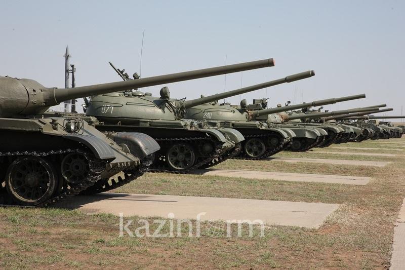 2018年哈萨克斯坦国防工业产品产量增长4%