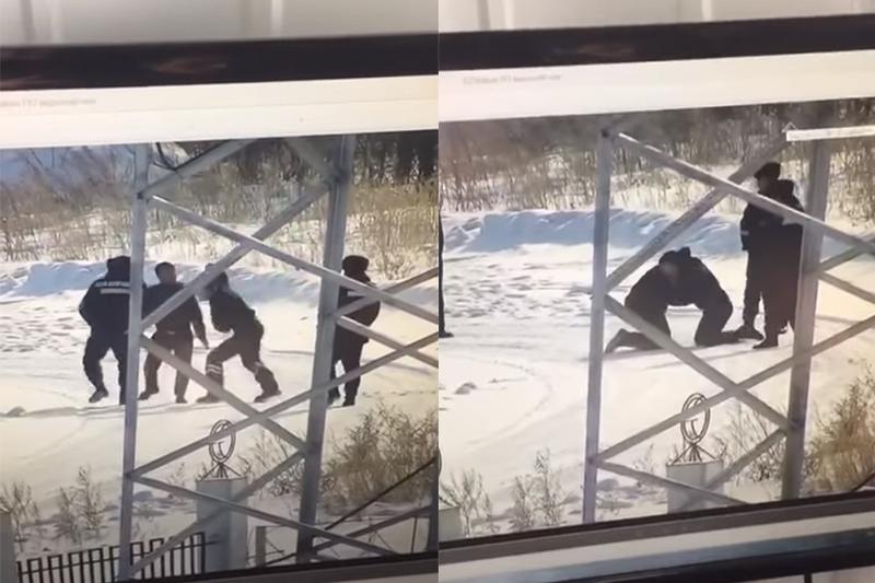Астанадағы полицейлер төбелесі: 5 қызметкер жұмыстан қуылды