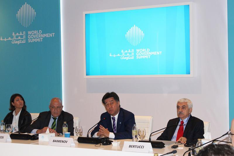 Метод «правительственного акселерата», как в ОАЭ, можно применить в Казахстане - Алихан Байменов