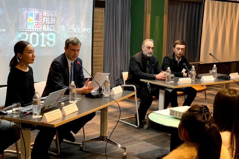 Конкурс кино «Снять за 48 часов» стартовал в Алматы