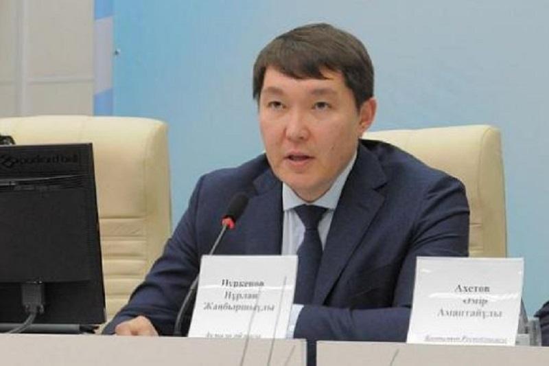 Nurlan Nurkenov Astana ákiminiń orynbasary bolyp taǵaıyndaldy
