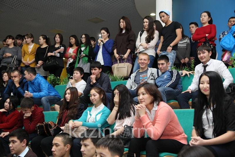 Нұрсұлтан Назарбаевпен әлі талай жұмысты бірге атқарамыз - Қазақстан студенттерінің альянсы