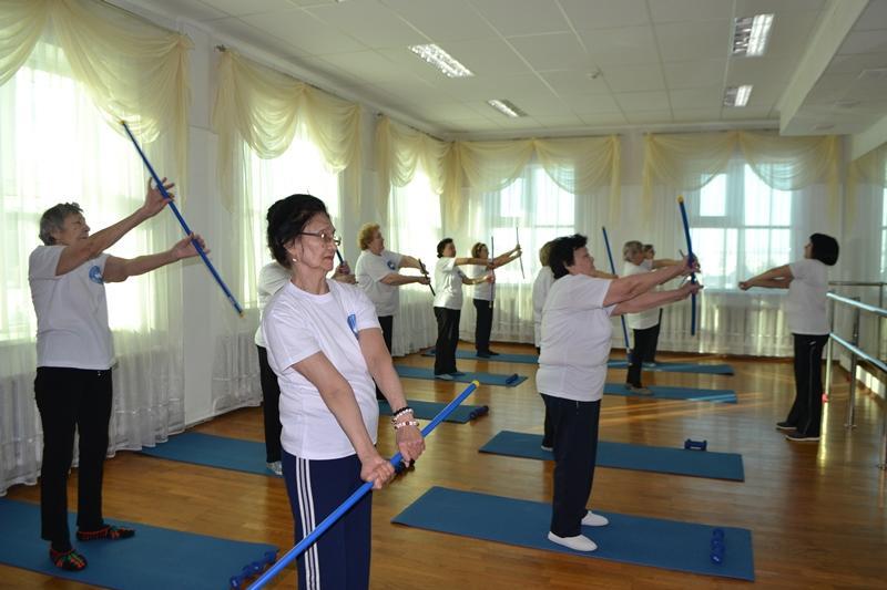 Центр активного долголетия для старшего поколения открылся в Кокшетау