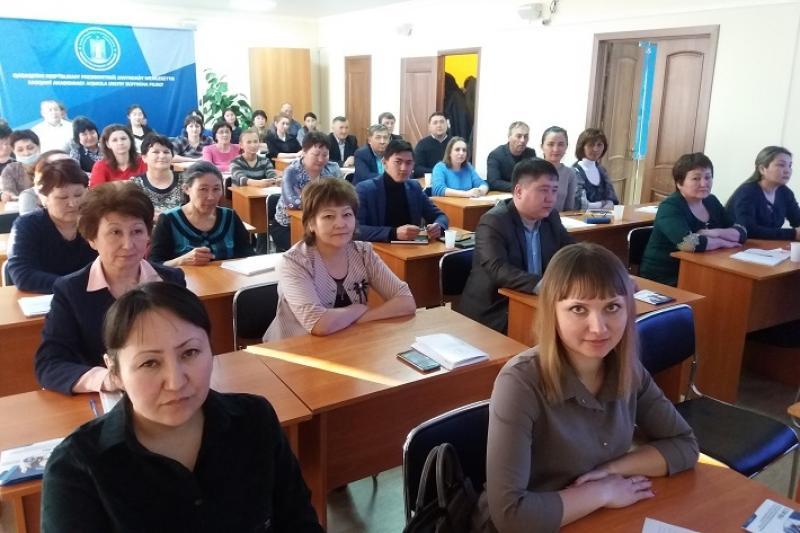Марафон чтения запущен среди госслужащих Акмолинской области