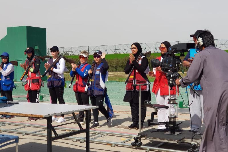 Kazakhstan pockets skeet bronze at Shooting Tournament in Kuwait