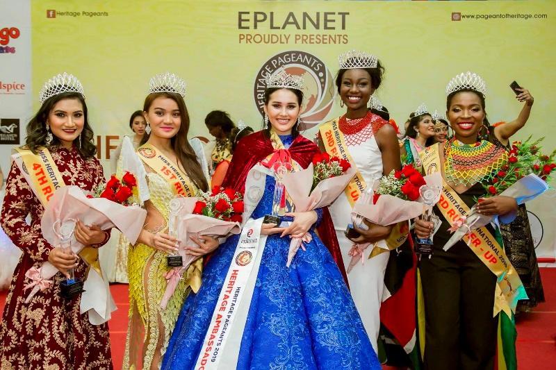 Казахстанка победила на международном конкурсе красоты в Сингапуре