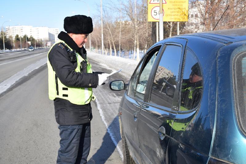 42 пьяных водителей задержали акмолинские полицейские за три дня
