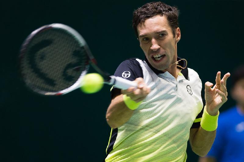 Теннис: Кукушкин Марсель турнирінің екінші айналымына шықты