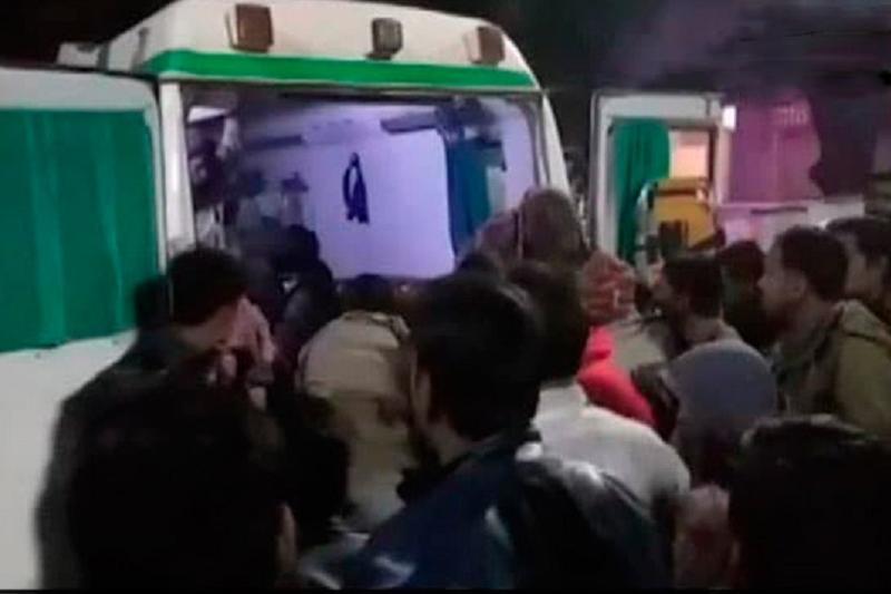 Үндістанда жүк көлігі тойға келген адамдарды басып кетті, 13-і мерт болды