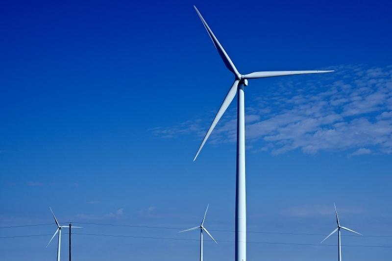 Две ветроэлектростанции заработают в этом году в Капшагае