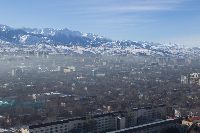 Бауыржан Байбек - об экологии Алматы: Смог всегда был, что бы мы ни делали