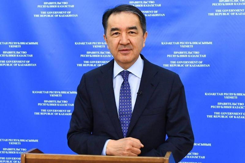 Бақытжан Сағынтаев Үкіметтің отставкасына байланысты мәлімдеме жасады