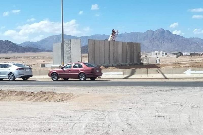 Самый популярный курорт Египта обнесут стеной